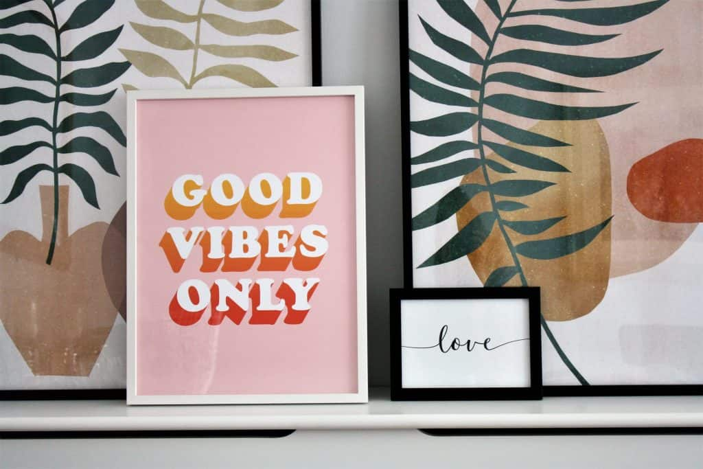 designing your dream gallery wall with poster store
